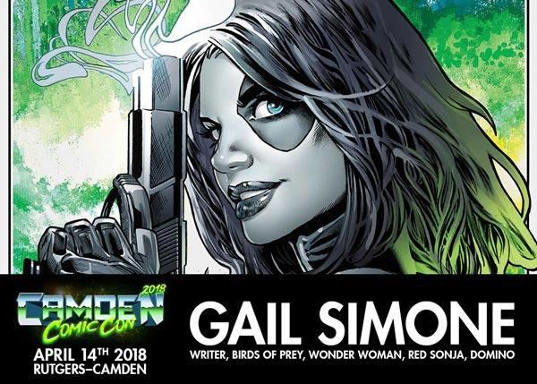 Celebrate Geekdom at Camden Comic Con