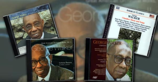 Rutgers Newark Mourns The Passing Of George Walker