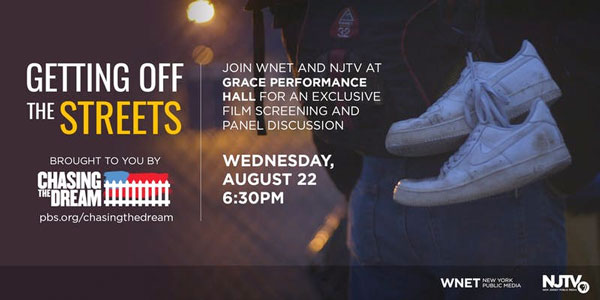 "WNET and NJTV Announce New Series ""Getting Off The Streets"""