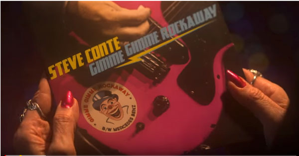 "Featured Music Video: ""Gimme Gimme Rockaway"" by Steve Conte"