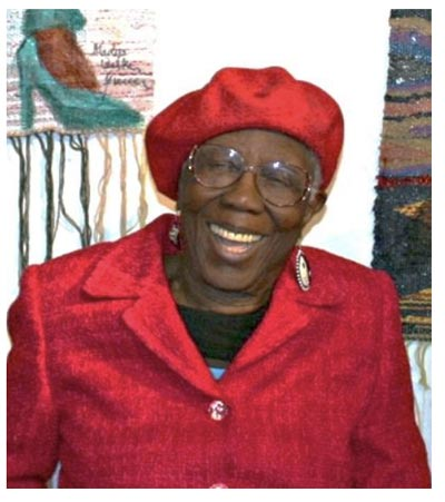 Newark's Gladys Barker Grauer To Receive 2019 Lifetime Achievement Award From The Women's Caucus For Art