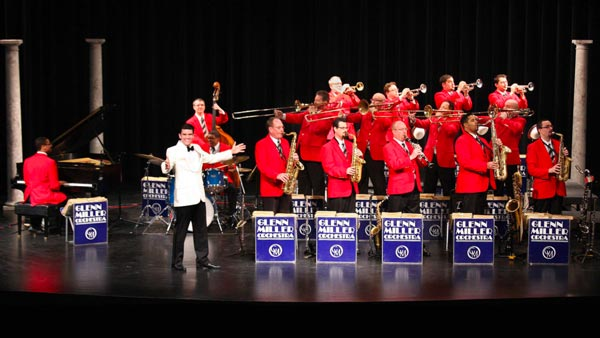 The Glenn Miller Orchestra To Perform At Grunin Center
