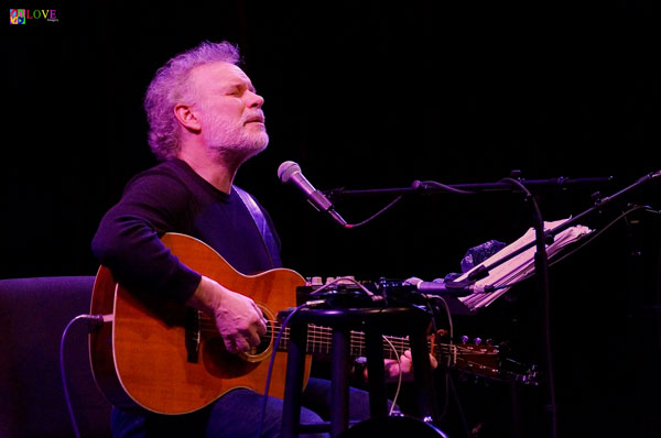 """A Beautiful Evolution."" Folksinger John Gorka LIVE! at Toms River's Grunin Center"