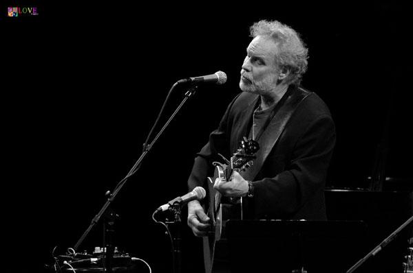 """""""A Beautiful Evolution."""" Folksinger John Gorka LIVE! at Toms River's Grunin Center"""