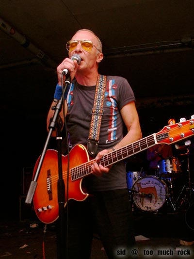Graham Parker To Perform At Lizzie Rose Music Room On May 17