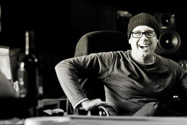 The Magic Man In The Studio