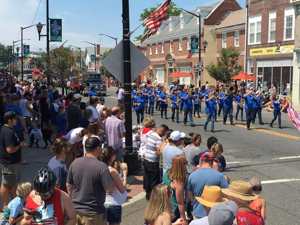 3rd Annual Hammonton Independence Day Parade