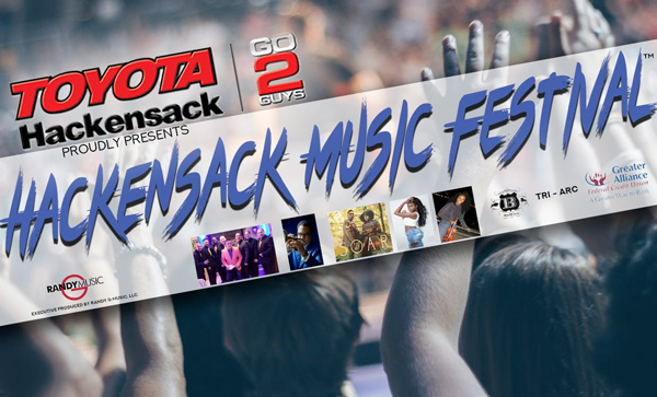 The Hackensack Music Festival To Take Place At HACPAC On May 26