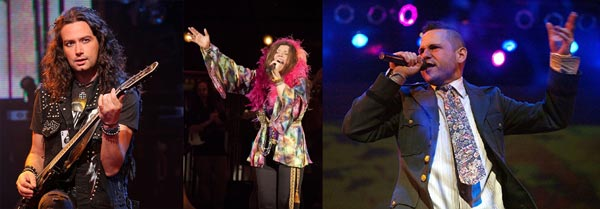 Remember Jones, Constantine Maroulis, and Mary Bridget Davies To Star in HAIR at Axelrod