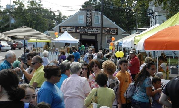 Main Street Hammonton hosts its 6th Annual Peach Party