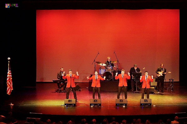 Let's Hang On's Tribute to Frankie Valli and The Four Seasons LIVE! at The Strand
