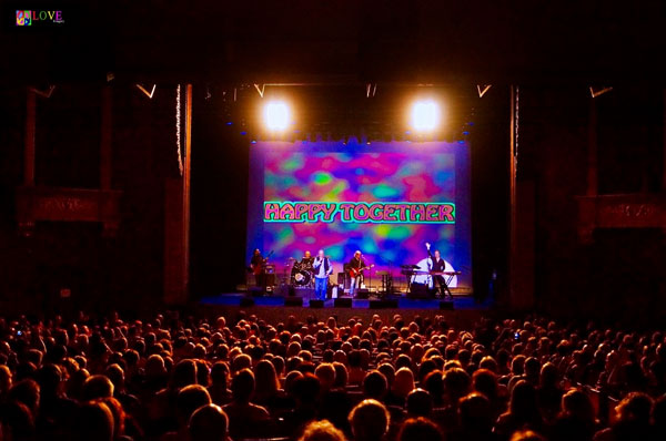 The 2018 Happy Together Tour LIVE! at BergenPAC