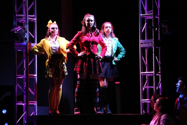 """Pebble Players Presents """"Heathers, the Musical: High School Edition"""""""