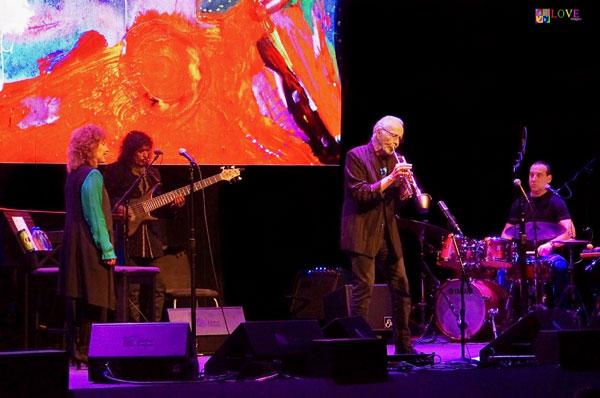 Herb Alpert and Lani Hall LIVE! at BergenPAC