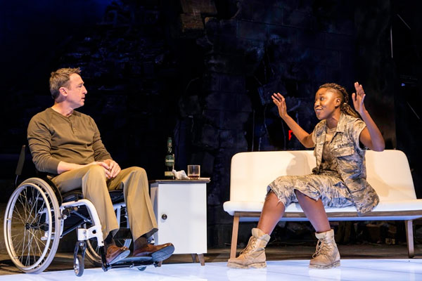 "REVIEW: ""American Hero"" at George Street Playhouse"