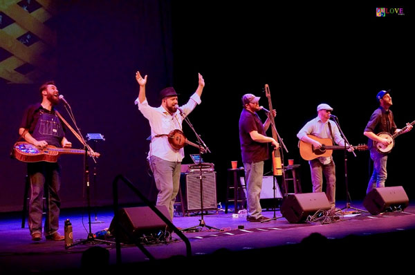 "The HillBenders' ""Tommy"" LIVE! at Toms River's Grunin Center"