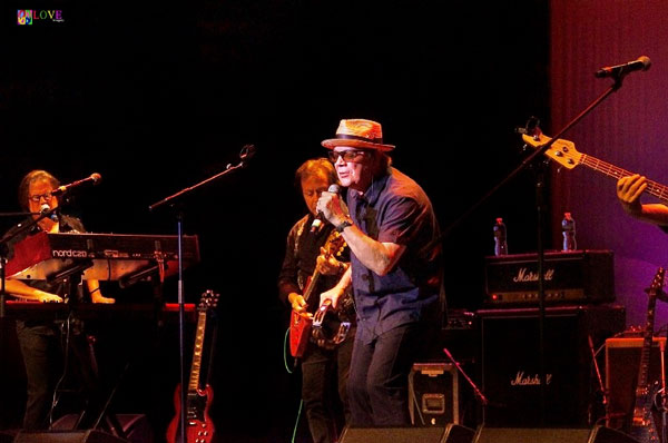 """""""Rock and Roll Icons!"""" Hippiefest LIVE! at BergenPAC"""