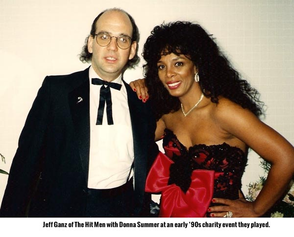On Eve of The Tonys, The Hit Men Recall Sessions With Donna Summer