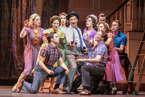 "REVIEW: ""Irving Berlin's Holiday Inn"" at Paper Mill Playhouse"