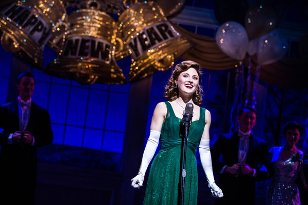 Photos from Irving Berlin's Holiday Inn at Paper Mill Playhouse in Millburn