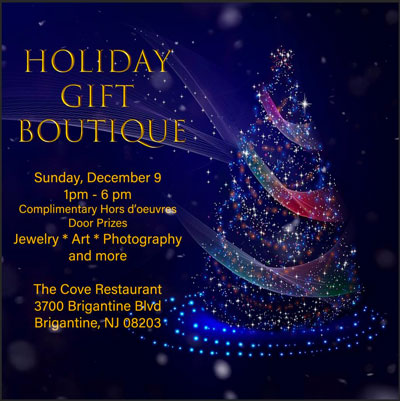 South Jersey Artisans To Take Part In Holiday Gift Boutique In Brigantine