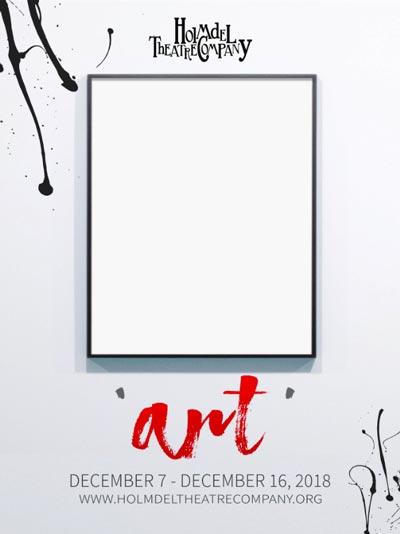 Holmdel Theatre Company Presents 'ART'