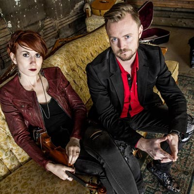 House of Hamill to Perform at Riverside Rhythm & Rhyme Songwriter Series