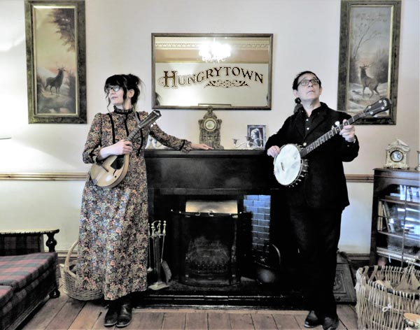 Hungrytown To Perform At Ocean City Free Public Library On October 19