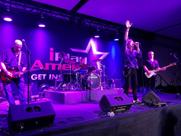 80's Tribute Band Almost Journey Rocks iPlay America