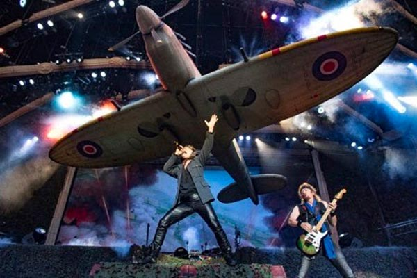 Iron Maiden Announces 2 Local Dates