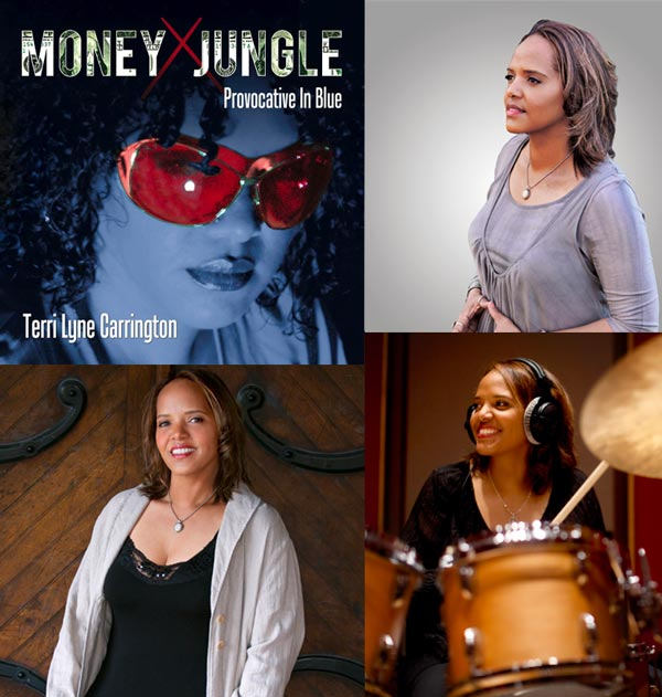 PODCAST: Grammy Winner Terri Lyne Carrington At TD James Moody Jazz Festival