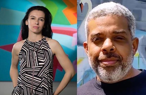 Surrealist Pop vs Geometric Abstraction: Resistance ARTSpeaks Showcases Two Leading Jersey City Artists