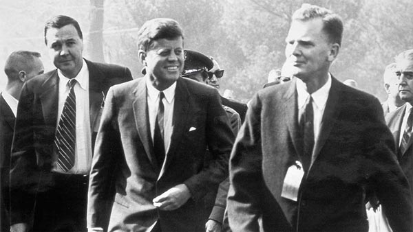 An Interview with Bestor Cram, director of JFK The Last Speech
