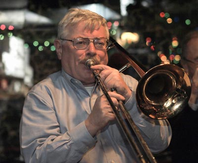 Grove Street Stompers Move from Greenwich Village To Madison for NJ Jazz Society's Annual Meeting