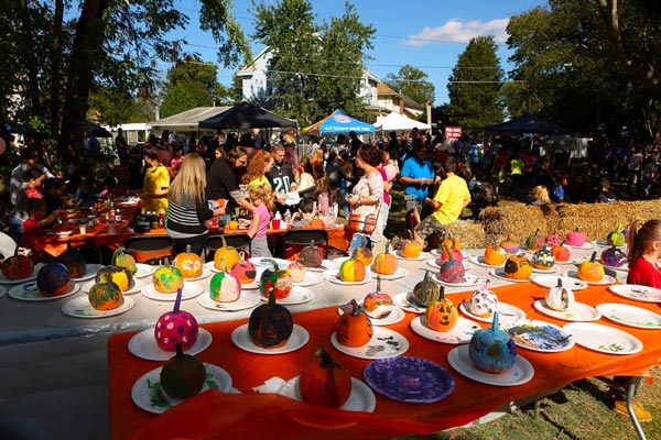 The 27th Annual Blackwood Pumpkin Festival