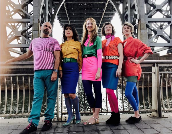 Jim Andralis and the Syntonics To Perform at Palette ArtSpace