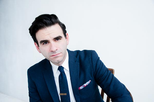 "Two River Theater To Hold Q&A With Joe Iconis From ""Be More Chill"""