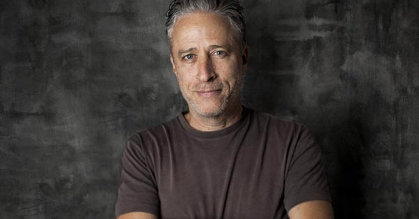 Jon Stewart To Take Part In A Q&A Session To Benefit Count Basie Center For The Arts