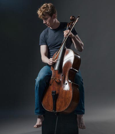 Guest Conductor Teddy Abrams and Cellist Joshua Roman Join the  Princeton Symphony Orchestra for March 18 Concert