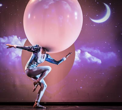 Kean Stage Presents Snowkus Pocus, a Cirque-tacular Holiday Show