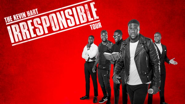 Kevin Hart To Perform At Atlantic City's Hard Rock Hotel In Casino