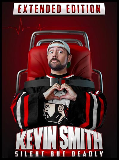 "Kevin Smith's ""Silent But Deadly"" Comedy Special Released By Comedy Dynamics"