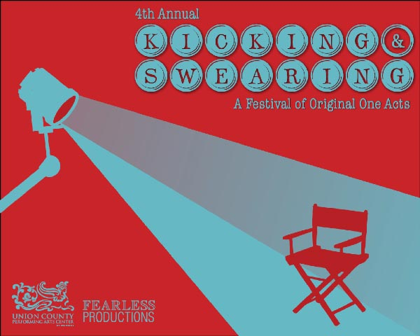 Hamilton Stage Presents Fourth Annual Kicking & Swearing One-Act Festival