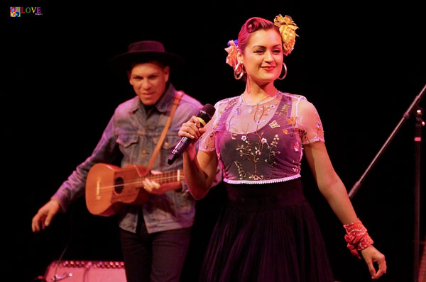 """We Can Become Friends in an Hour!"" Las Cafeteras LIVE! at Toms River's Grunin Center"