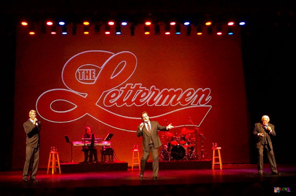The Lettermen LIVE! at Lakewood's Strand Theater