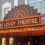 Levoy Theatre exterior
