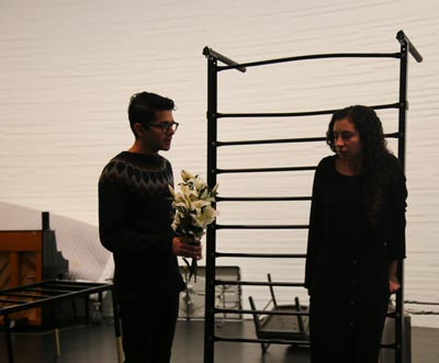 Lewis Center for the Arts' Program in Theater presents Machinal by Sophie Treadwell