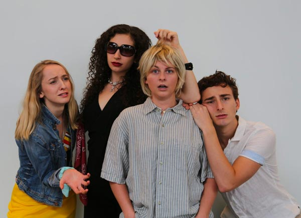 Lewis Center Presents presents What You Will: A Collection of Scenes from Twelfth Night
