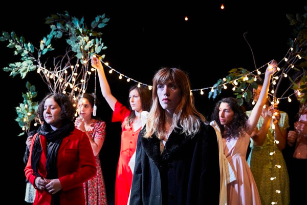 Seuls en Scene 2018 Runs This Week At Lewis Center For The Arts