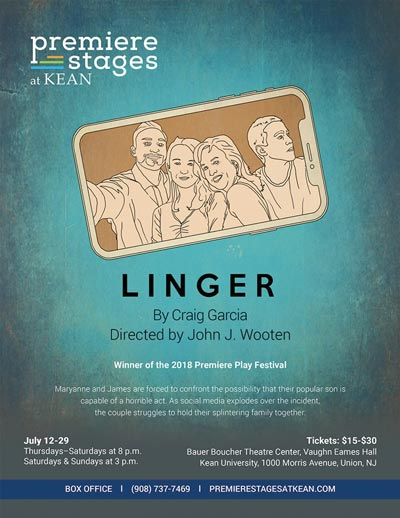 """Difficult Questions """"Linger"""" at Premiere Stages"""